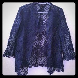 Elegant blazer lace